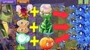 NEW COMBO Premium Pvz 2 Vs PvZ2 Dinosaurs in Plants vs Zombies 2 BattleZ Gameplay 2019