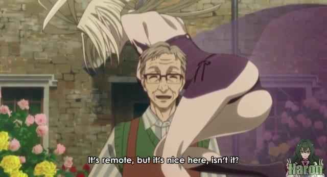 Mahou Tsukai no Yome Невеста чародея DMixmasters - Somebodys Watching Me AMV anime MIX anime REMIX