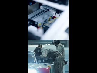 Lego technic porsche 911 - christina nielsen