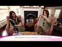 Alize Angora Gold ile Zincir İşi Kafes Zeminli Yelek Yapımı Making Chain Work Vest