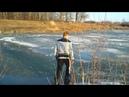 Провалился под лед Большая подборка опасных прогулок на льду Боги 80 уровня