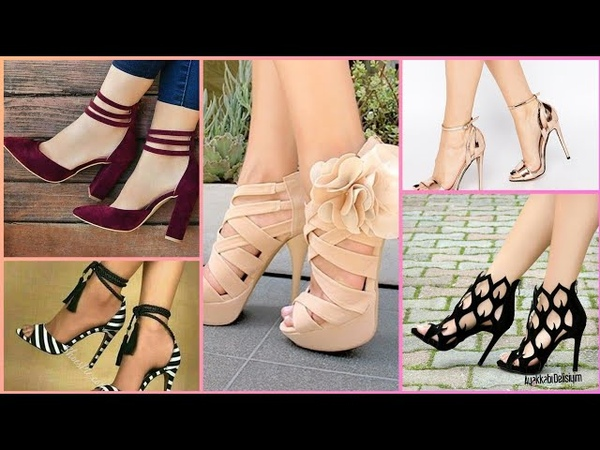 Gorgeous casual and formal sandals and high heel shoes collection for women's
