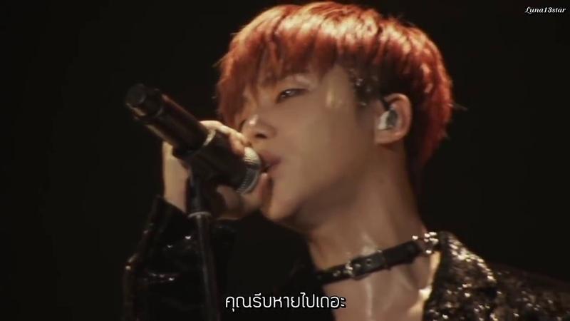[Thaisub ENG sub in CC] iKON - JUST GO (JPN) Live ver