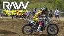 2019 Fox Raceway National Press Day RAW Motocross Action Magazine