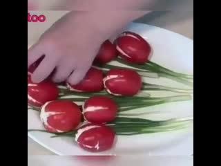 Закуска-Красивая закуска