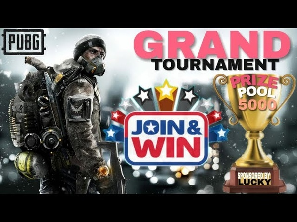 5000Rs Prize Pool Tournament Sponsored By LUCKY | PUBG MOBILE | LIVE | INDIA