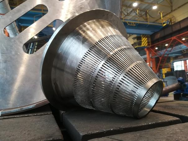 Пример эффективного импортозамещения продемонстрировал ремонтно-механический...
