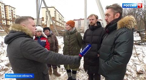 Охранная зона усадьбы Суханово оказалась под угрозой исчезновения