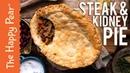 VEGAN STEAK KIDNEY PIE with Waitrose Partners AD