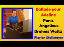 Classical Piano Favorites Panis Angelicus, Brahms Waltz and Ballade pour Adeline