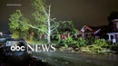 'Violent tornado' hits Missouri's capital