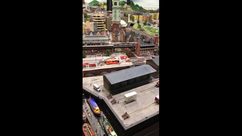 Гамбург в миниатюре