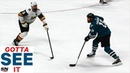 GOTTA SEE IT: Joe Thornton Scores Ridiculous No-Look Shot From Way Out