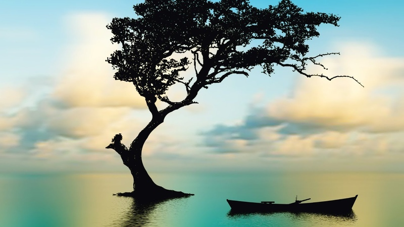 Peaceful music, Relaxing music, Instrumental music, Quiet Horizons by Tim Janis