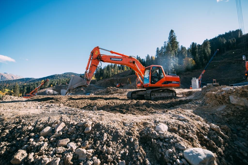 Две новые горнолыжные трассы и секция канатной дороги появятся в Архызе