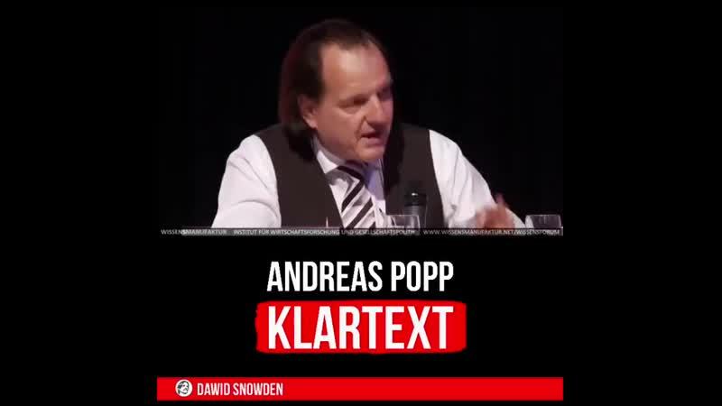 242| Andreas Popp - Klartext