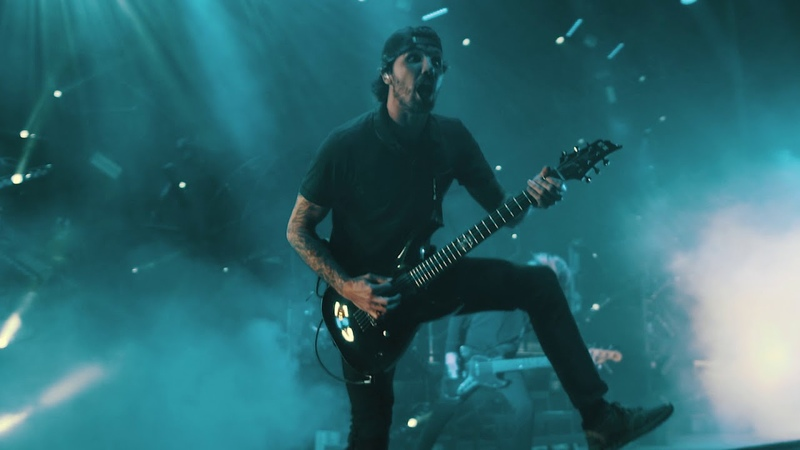 Parkway Drive - Europe Summer Tour 2018 (Recap 4)