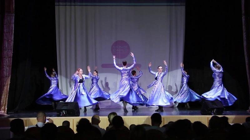 Ачарули , грузинский танец, педагог Анастасия Новоселова