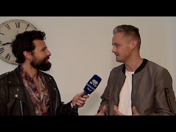 Rodrigo Gomes entrevista Keane | RTP