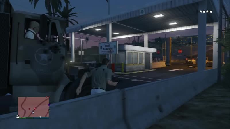 [Game Adventures] GTA V Online - Слейтцин