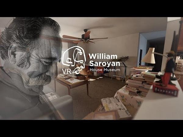 William Saroyan House Museum VR | Oculus Go Gear VR