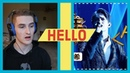 Amateur Singer Reacts to DIMASH - Hello (Francais)