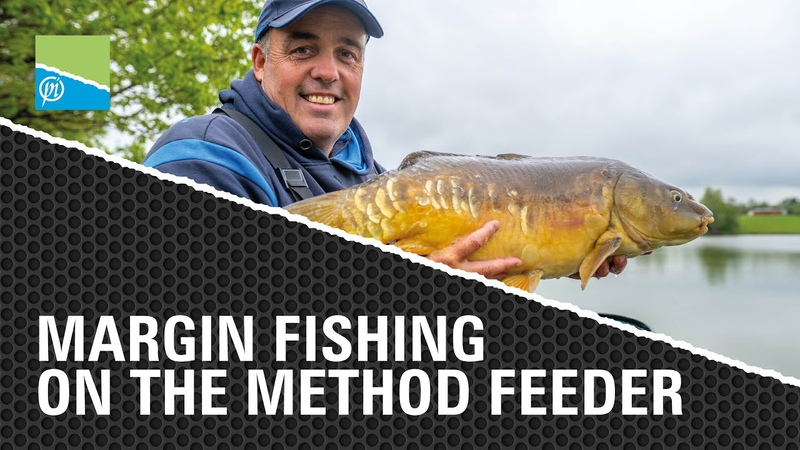 Margin Fishing With The METHOD Feeder - With Des Shipp!