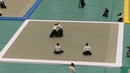 The 57th All Japan Aikido Demonstrations. Kanazawa Takeshi shihan