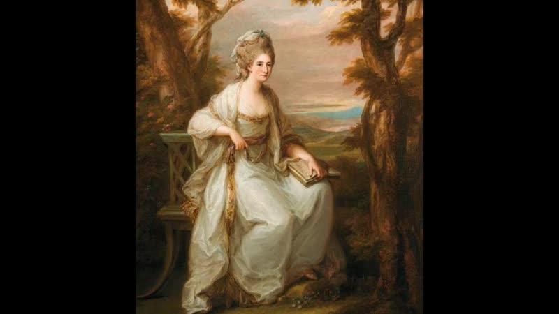 Ангелика Кауфман (1741 – 1807)