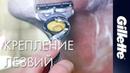 Раздражение После Бритья | Дизайн Лезвий Gillette | Крепление Лезвий