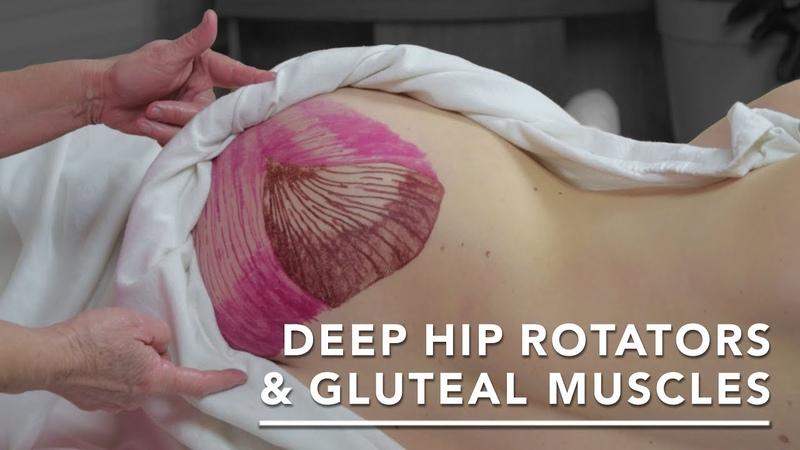 Deep Hip Rotators Glutes Massage Video with Maria Natera