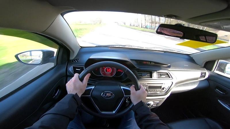 2018 LIFAN X50 1 5 103 POV TEST DRIVE