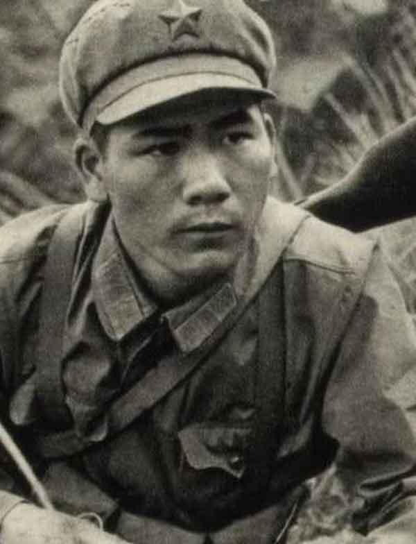 Китайский солдат