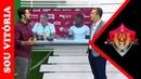 Reforço no ataque do Vitória já pode estrear no jogo de sábado contra o Brasil de Pelotas