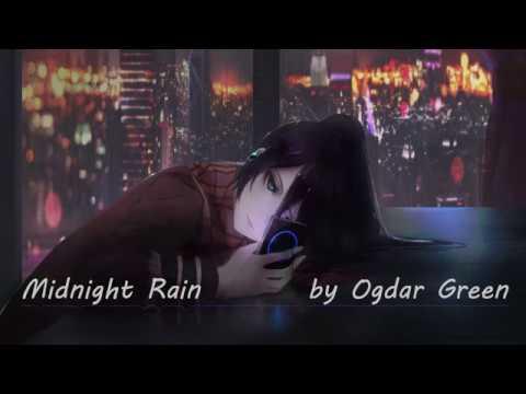 Midnight Rain ☯ Jazz Hop Lo Fi Relax 432Hz