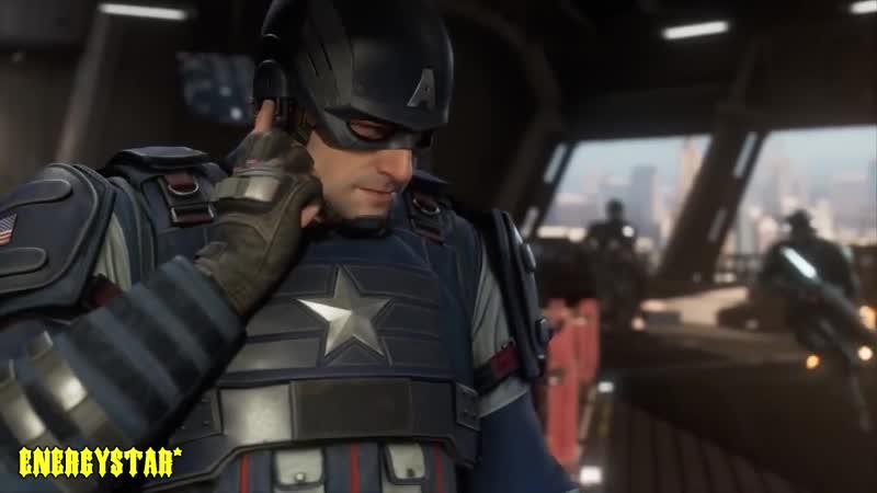 Трейлер • Мстители Marvel «День Мстителей» • PS4, Xbox One, PC