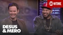 Bill Hader's Hilariously Accurate NYC Impressions | Extended Interview | DESUS MERO | SHOWTIME