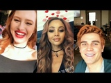 RIVERDALE Madelaine Petsch, Vanessa Morgan &amp KJ Apa Instagram Story Videos February 14 2018