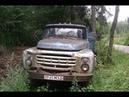 Русский Мужик восстановил ЗиЛ-130 купленного в металлоломе
