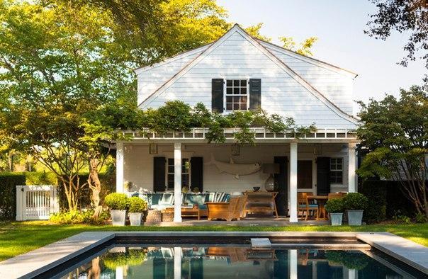 Идеальный домик для отдыха