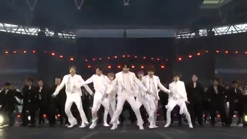 BTS - Not Today (Live from Wembley Stadium London 2019)
