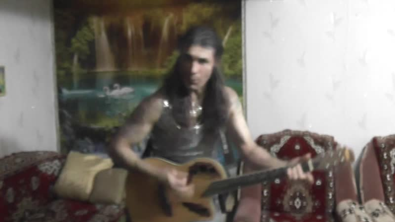 Michael Crusader My person new idea in hard rock balad N43
