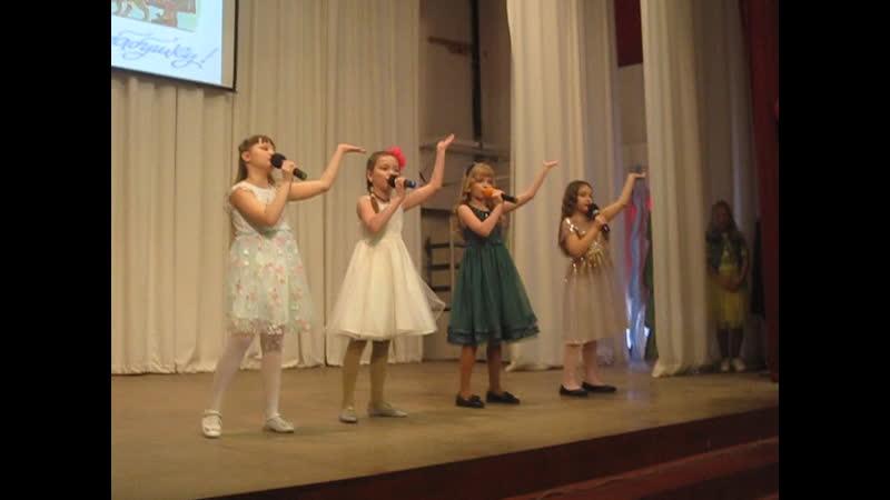 Обыкновенное чудо 7 марта 2019г Сыктывкар школа №25
