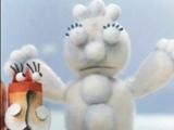 Снегопад из холодильника (1986). Озвучивает Алексей Баталов. Кукольный мультик Золотая коллекция