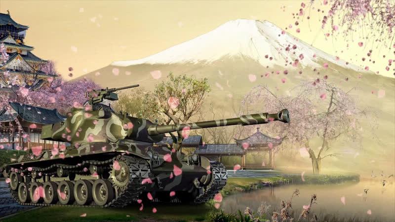 Погоняем на AMX 13 57 взводиком с Zoik224 WorldOfTanks WoT Танки