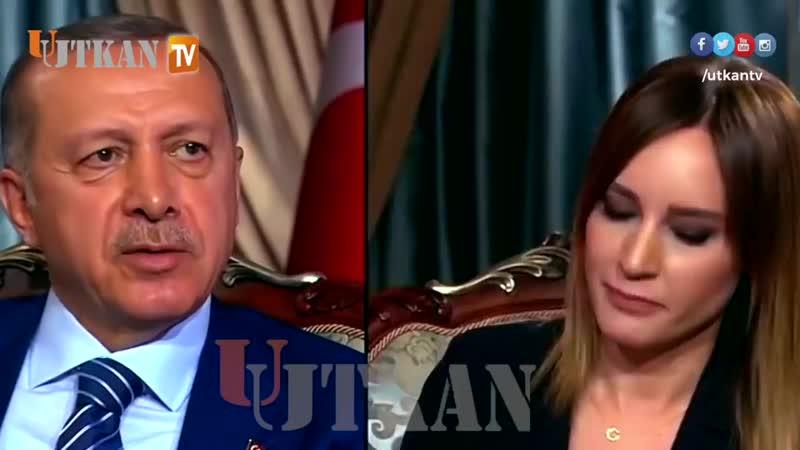 Nazlı Çelikin Yorgun musunuz Sorusuna Erdoğandan Duygulandıran Cevap..mp4