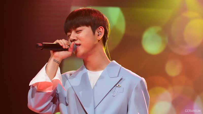FANCAM 22 06 19 Daehyun Birthday Party Daehyun Every day Every moment Paul Kim cover