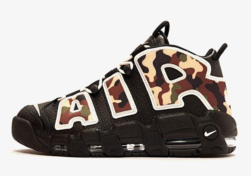 Nike выпустил фешенебельный гибрид баскетбольных кроссовок