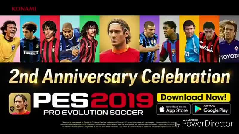 2nd Anniversary Celebration. Legends.