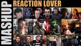 FULL Solid Snake VS Sam Fisher (Metal Gear VS Splinter Cell) DEATH BATTLE REACTIONS MASHUP
